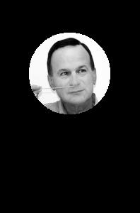 a picture of Richard Dobi, one of Sozio's perfumers