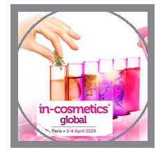 Sozio at In Cosmetics Paris