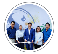 OPENING OF OUR NEW FACTORY IN INDONESIA