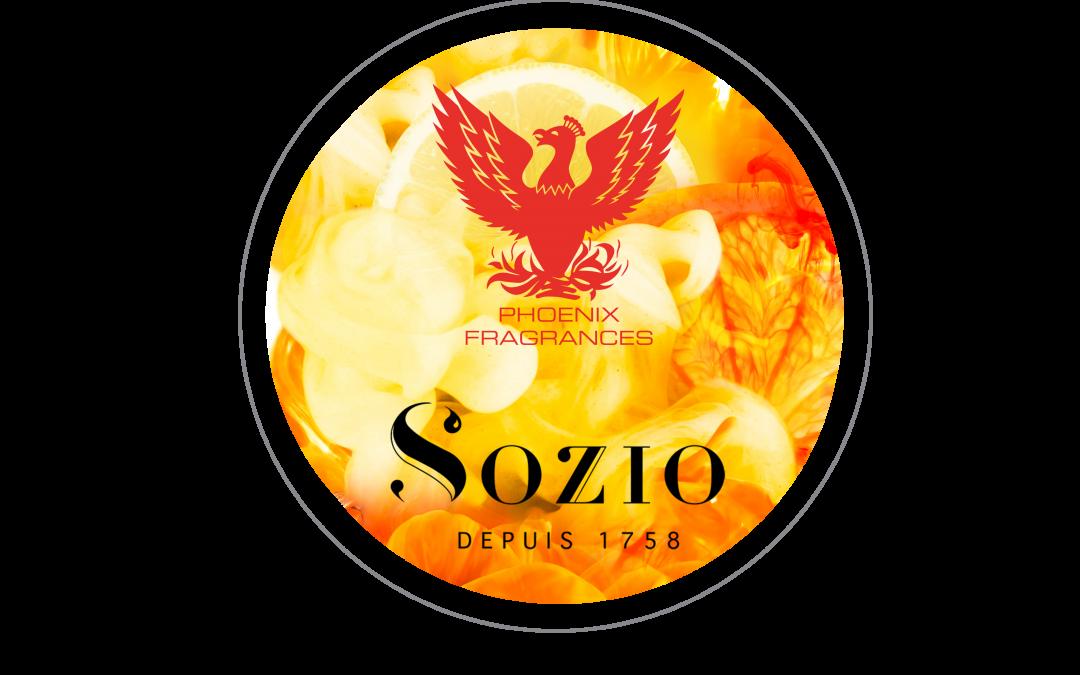 PHOENIX FRAGRANCES LTD HAS JOINED SOZIO