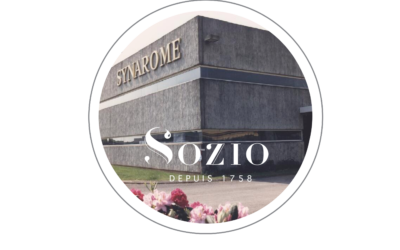SYNAROME HAS JOINED SOZIO TO REINFORCE ITS PERFUMERY INGREDIENT ACTIVITIES!